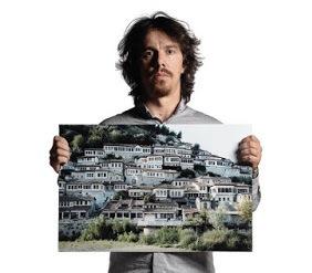 My name, their City C-print, each 80 x 60 cm, Photo by Atdhe Mulla, 2012