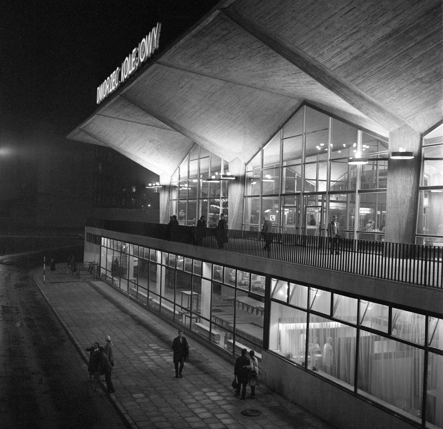 Железничка станица, Катовице
