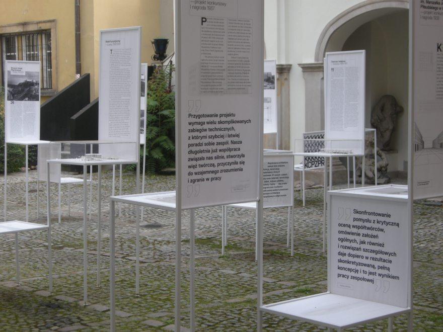 """Oригиналната изложба """"Во тимот е силата - Тигрите"""", подготвена од Полското здружение на автори (ZAIKS)"""